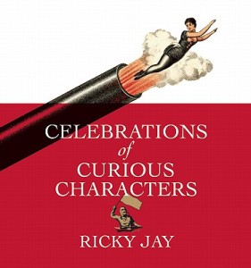 New nonfiction book review: Celebrations of Curious Characters