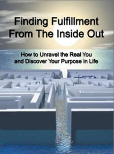 finding fulfillment