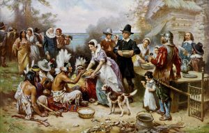 Thanksgiving myths