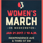 Women's March on Washington: I'm There!